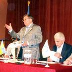Візит В.Литвина до Сумської області