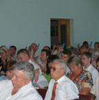 ХІ звітно-виборна конференція Чернігівської обласної організації Народної Партії