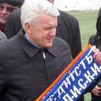 Візит В.Литвина до Чернігівської області
