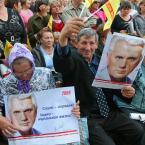 Зустріч з виборцями Донецька