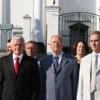 Візит В.М. Литвина до Харкова та Білої Церкви