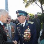 В.М. Литвин взяв участь в урочистих заходах, присвячених Дню партизанської слави