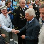 Візит Володимира Литвина у Донецьку область