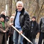 Візит Володимира Литвина до Черкаської області