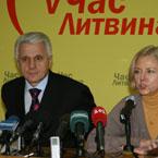 Візит Володимира Литвина до Вінницької області