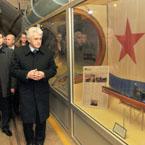 Візит Володимира Литвина до АР Крим