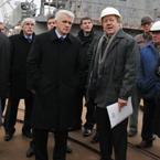 Візит Володимира Литвина  до Миколаївської області