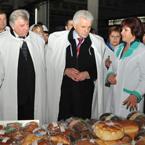 Візит Володимира Литвина  до Херсонської області
