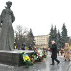 Візит Володимира Литвина  до Волинської області