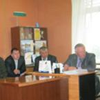Народний депутат України Валерій Баранов відвідав Чернігівський район