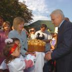 Володимир Литвин відвідав Волинську область