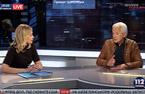 Владимир Литвин, народный депутат, в 'Вечернем прайме' телеканала '112 Украина'