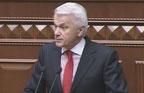 Виступ Володимира Литвина з трибуни Верховної Ради