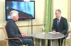 Володимир Литвин в ефірі Житомирської обласної телерадіокомпанії