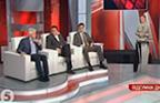 Володимир Литвин в ефірі '5 каналу'